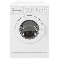 Beko WM5122W Slim Depth 5kg 1200rpm Freestanding Washing Machine White