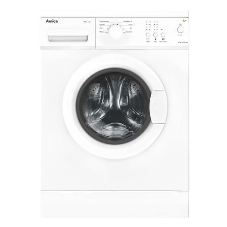 Amica WMA612 6kg 1200rpm Freestanding Washing Machine - White
