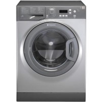 HOTPOINT WMAQF641G Aquarius 6kg 1400rpm Freestanding Washing Machine - Graphite Best Price, Cheapest Prices