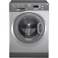 Hotpoint WMAQF641G Aquarius 6kg 1400rpm Freestanding Washing Machine - Graphite