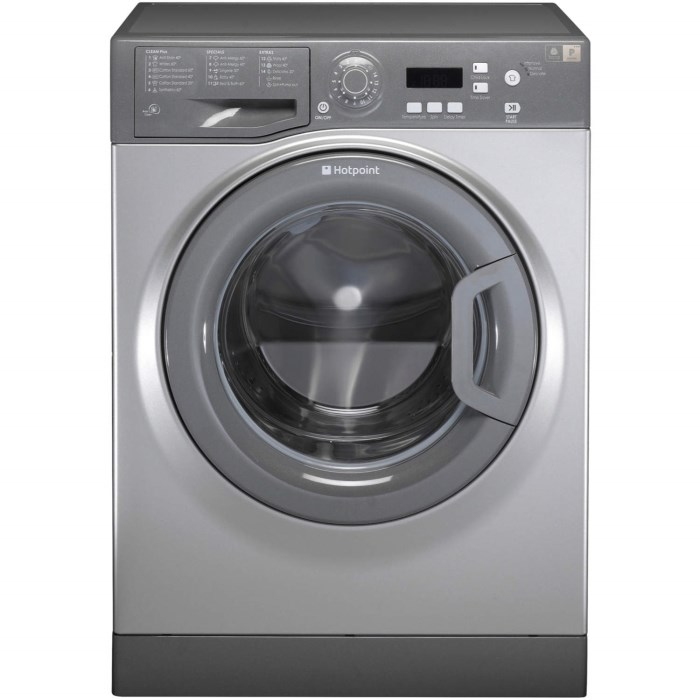 Hotpoint Wmaqf641g Aquarius 6kg 1400rpm Freestanding Washing Machine