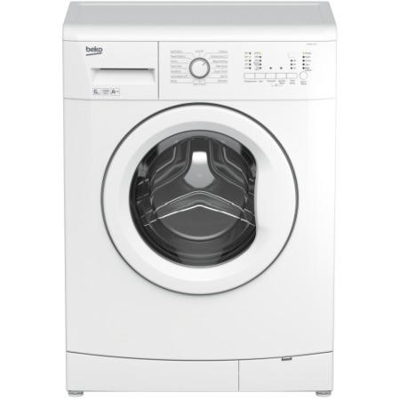 Beko WMB61222W 6kg 1200rpm Freestanding Washing Machine White