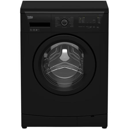 Beko WMB71233B 7kg 1200rpm Freestanding Washing Machine Black