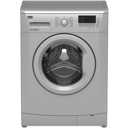 Beko WMB71233S 7kg 1200rpm Freestanding Washing Machine Silver