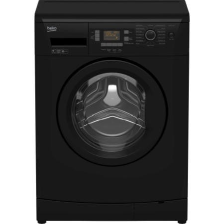 Beko WMB71543B 7kg 1500rpm Freestanding Washing Machine Black
