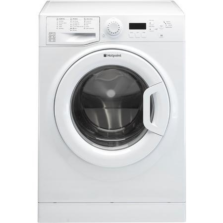 Hotpoint WMBF844PUK Experience Eco 8kg 1400rpm Freestanding Washing Machine-White