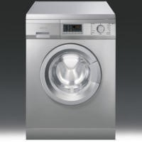 Smeg WMF147X 7kg 1400 Spin Freestanding Washing Machine - Stainless Steel