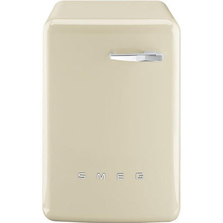 Smeg WMFABCR-2 50s Style 7kg 1400rpm Freestanding Washing Machine-Cream