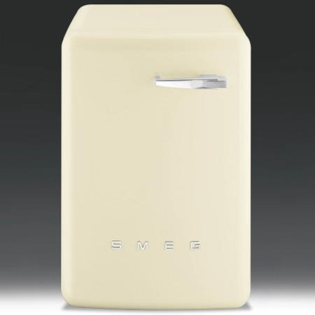Smeg WMFABP1 50s Style 5kg 1600rpm Freestanding Washing Machine - Cream