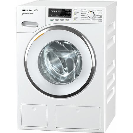 Miele WMH122WPS W1 SoftSteam 9kg 1600rpm Freestanding Washing Machine-White