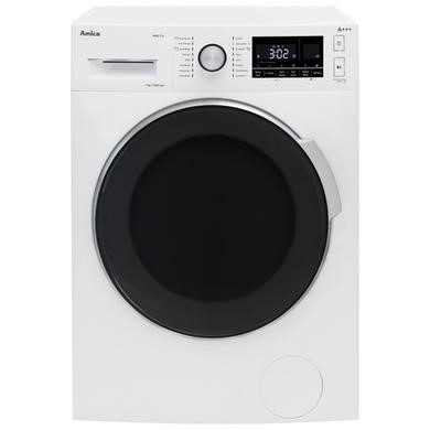 Amica WMS714 7kg 1400rpm Freestanding Washing Machine With AddPlus - White