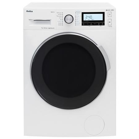 Amica WMS914 9kg 1400rpm Freestanding Washing Machine - White