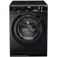 HOTPOINT WMXTF842K Extra 8kg 1400rpm Washing Machine - Black