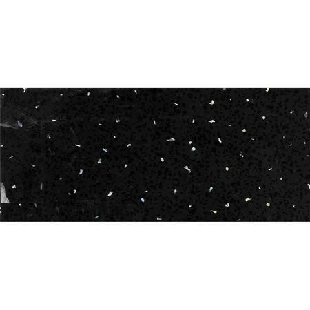 Black Sparkle Wet Wall Panel Pack x 2 - 2400 x 1000 x 10mm