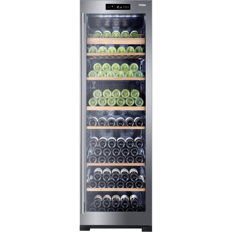 Haier Ws151gdbi 151 Bottle Dual Control Wine Cooler