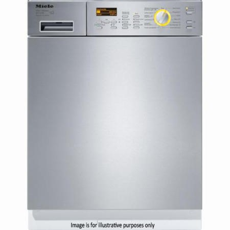 Miele WT2789IWPMSS 5kg 1600rpm Integrated Washer Dryer with Stainless Steel Control Panel
