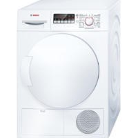 Bosch WTB84200GB 8kg Freestanding Condenser Tumble Dryer White