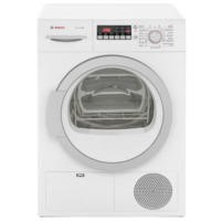 Bosch WTB86590GB 9kg Freestanding Condenser Tumble Dryer White