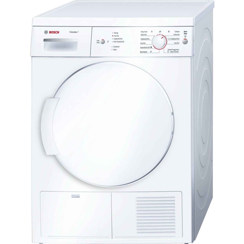 bosch wte84106gb classixx 7kg freestanding condenser tumble dryer rh appliancesdirect co uk bosch classixx washing machine manual pdf bosch classixx washing machine manual