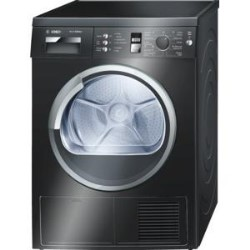 bosch wte863b2gb black edition 8kg freestanding condenser tumble dryer appliances direct. Black Bedroom Furniture Sets. Home Design Ideas