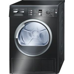 bosch wte863b2gb black edition 8kg freestanding condenser tumble dryer appliances direct. Black Bedroom Furniture Sets. Home Design Ideas