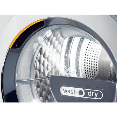 Miele WTF130WPS 7kg Wash 4kg Dry 1600rpm Freestanding Washer Dryer White
