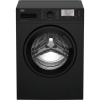 Beko WTG641M1B 6kg 1400rpm Freestanding Washing Machine - Black