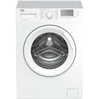 Beko WTG641M1W 6kg 1400rpm Freestanding Washing Machine - White Best Price, Cheapest Prices