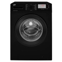 Beko WTG941B3B 9kg 1400rpm Freestanding Washing Machine With 28 Min Quick Wash - Black Best Price, Cheapest Prices