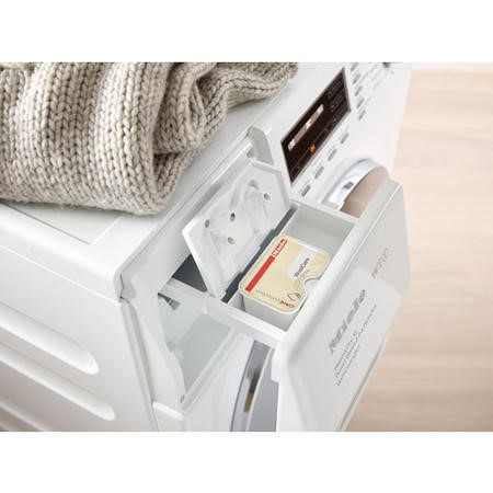 Miele WTH120WPM 7kg Wash 4kg Dry 1600rpm Freestanding Washer Dryer-White