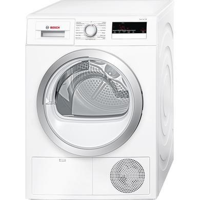 Bosch Serie 4 WTN85200GB 7kg Condenser Tumble Dryer - White