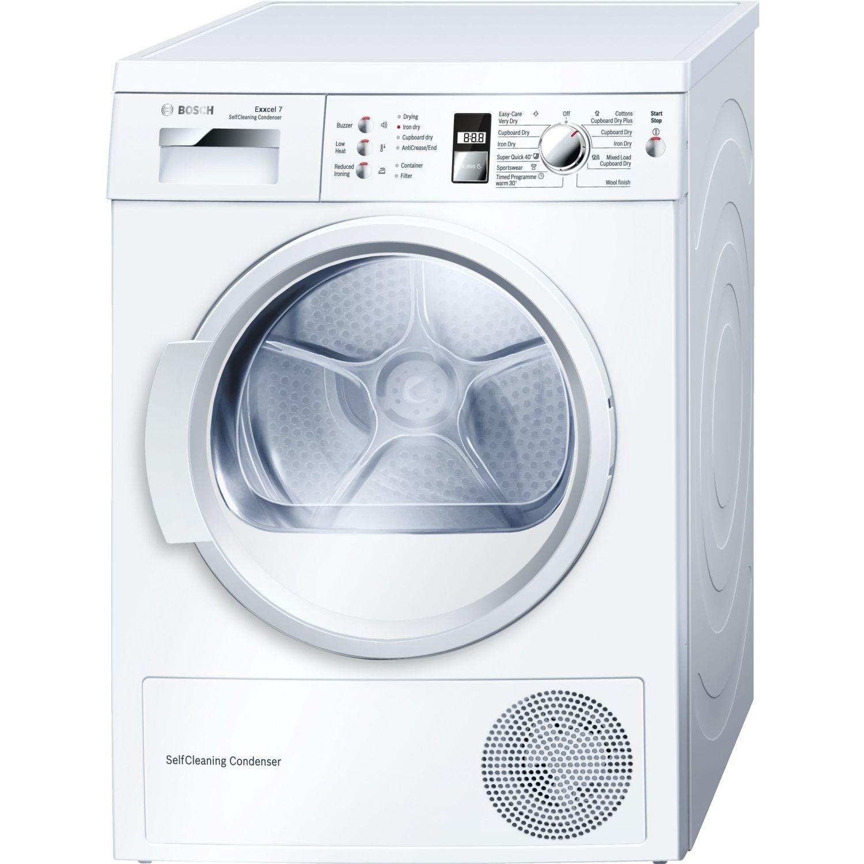 Bosch Classixx 7 Tumble Dryer Manual Owners Manual Book
