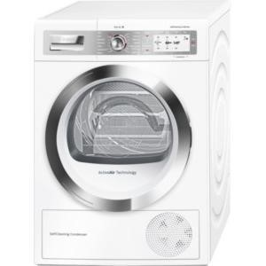 Bosch WTYH6790GB 9kg Freestanding Sensor Heat Pump Condenser Tumble Dryer White