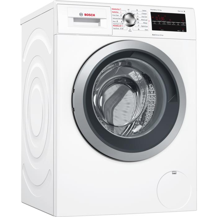 Bosch Wvg30462gb 7kg Wash 4kg Dry Freestanding Washer Dryer White