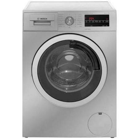 Bosch WVG3046SGB 8kg Wash 5kg Dry 1500rpm Freestanding Washer Dryer-Silver