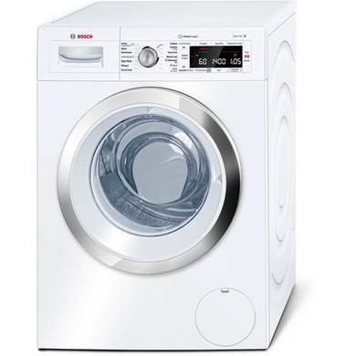 Bosch Serie 8 WAW28750GB 9kg 1400rpm Washing Machine-White