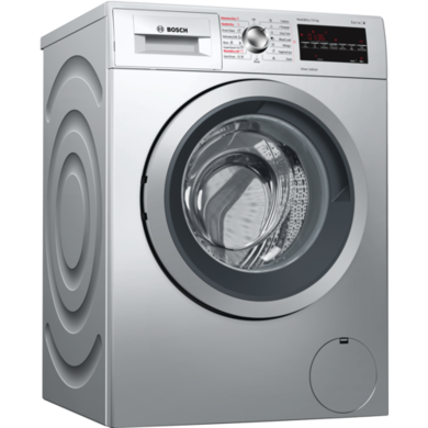 Bosch Serie 6 WVG3047SGB 7kg Wash 4kg Dry Freestanding Washer Dryer - Silver