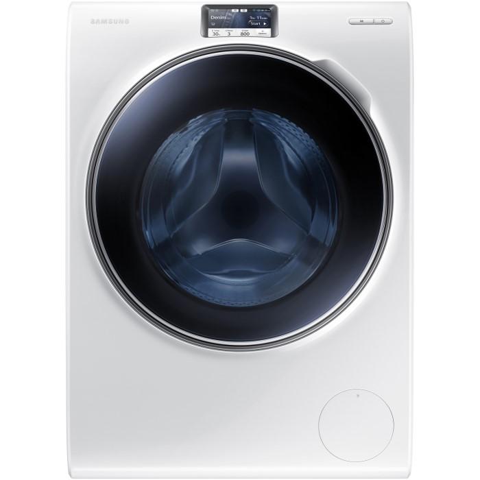 Samsung EcoBubble WW10H9600EW 10kg 1600rpm Freestanding Washing Machine -  White