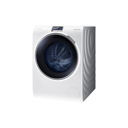 Samsung EcoBubble WW10H9600EW 10kg 1600rpm Freestanding Washing Machine - White