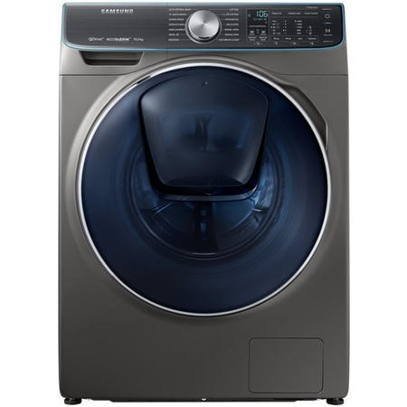 GRADE A1 - Samsung QuickDrive™  & AddWash™ WW10M86DQOO 10kg 1600rpm Freestanding SMART Washing Machine - Graphite