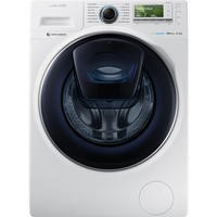 Samsung WW12K8412OW 12kg EcoBubble 1400rpm Freestanding Washing Machine White