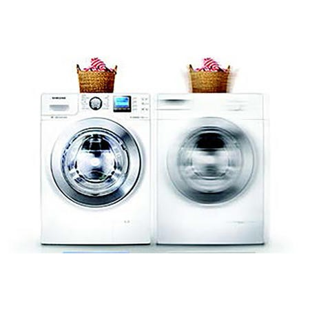 Samsung WW80J6610CW 8kg 1600rpm Freestanding Washing Machine White With Super Speed Wash