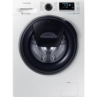 Samsung WW80K6610QW AddWash 8kg 1600rpm Freestanding Washing Machine White