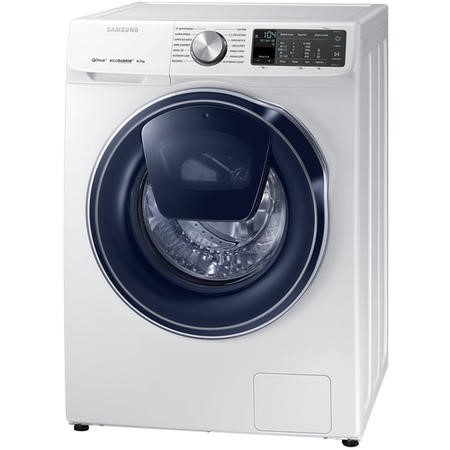 Samsung WW80M645OPM 8kg 1400rpm Freestanding SMART Washing Machine With QuickDrive And AddWash - White
