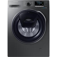Samsung WW90K6410QX AddWash 9kg 1400rpm Ecobubble Freestanding Washing Machine Graphite