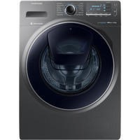 Samsung WW90K7615OX AddWash 9kg 1600rpm Ecobubble Freestanding Washing Machine Graphite