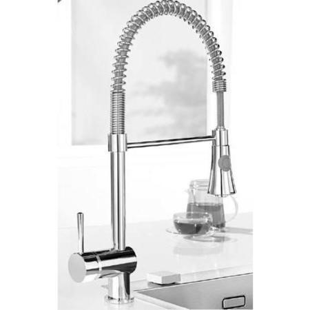 Taylor & Moore Winchester Single Lever Tap with Pull-out Spray