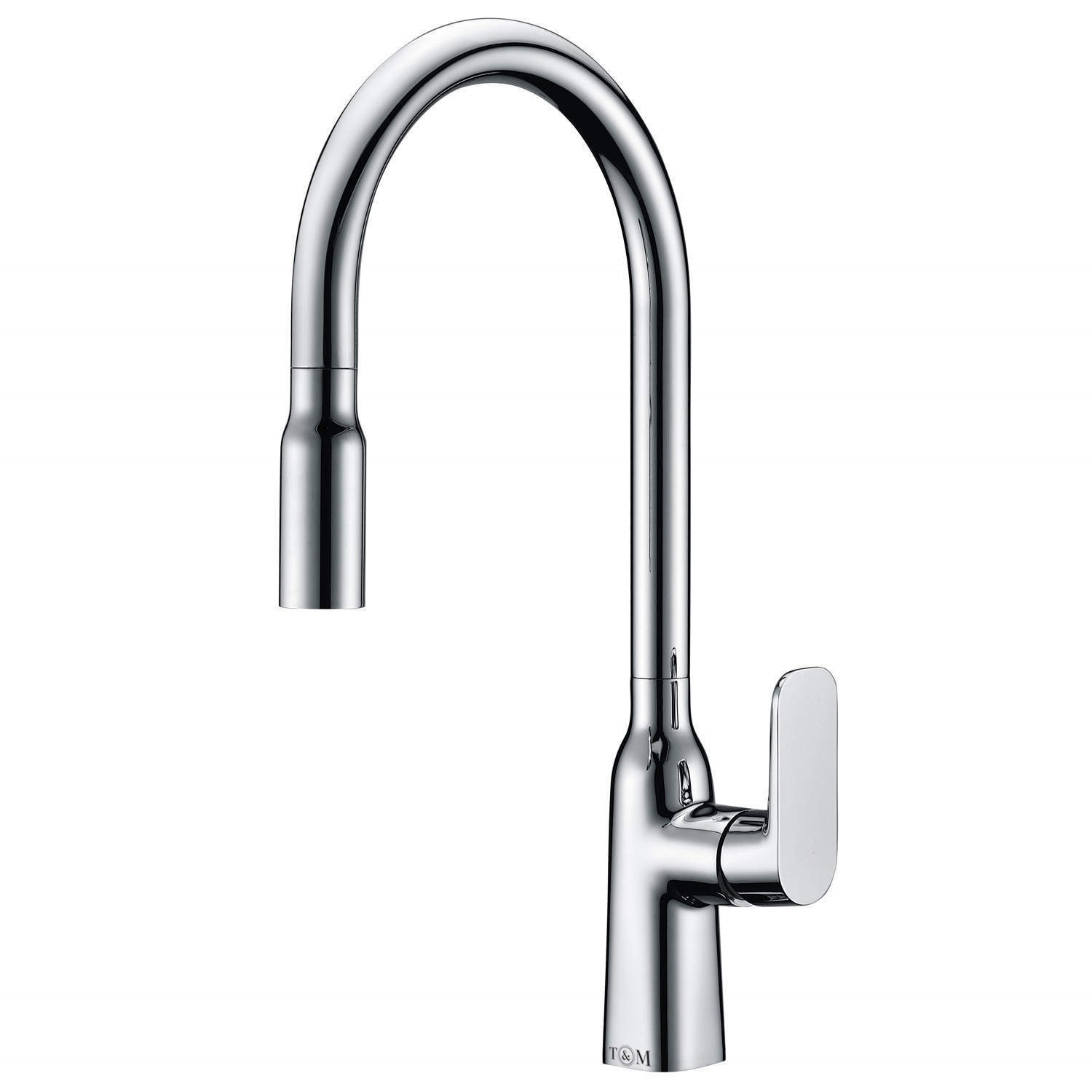 Taylor U0026amp; Moore Windermere Single Lever Chrome Monobloc Kitchen Tap With  Pull Out Nozzle Spray