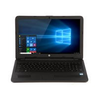 GRADE A1 - HP 250 Intel Pentium N3710 1.6GHz 4GB 500GB 15.6 Inch Windows 7 Professional Laptop