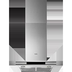 AEG X67453MD1 Box Design 70cm Chimney Cooker Hood Stainless Steel